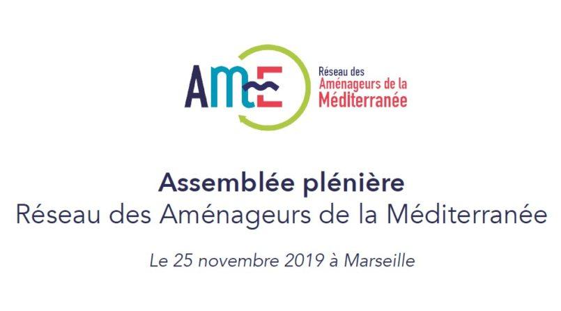 Assemblée plénière du Réseaux des Aménageurs de la Méditerranée